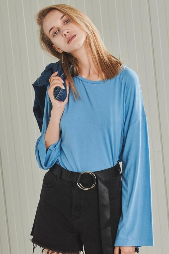 **No Photo** Blue Top-24 Colours-Jupe