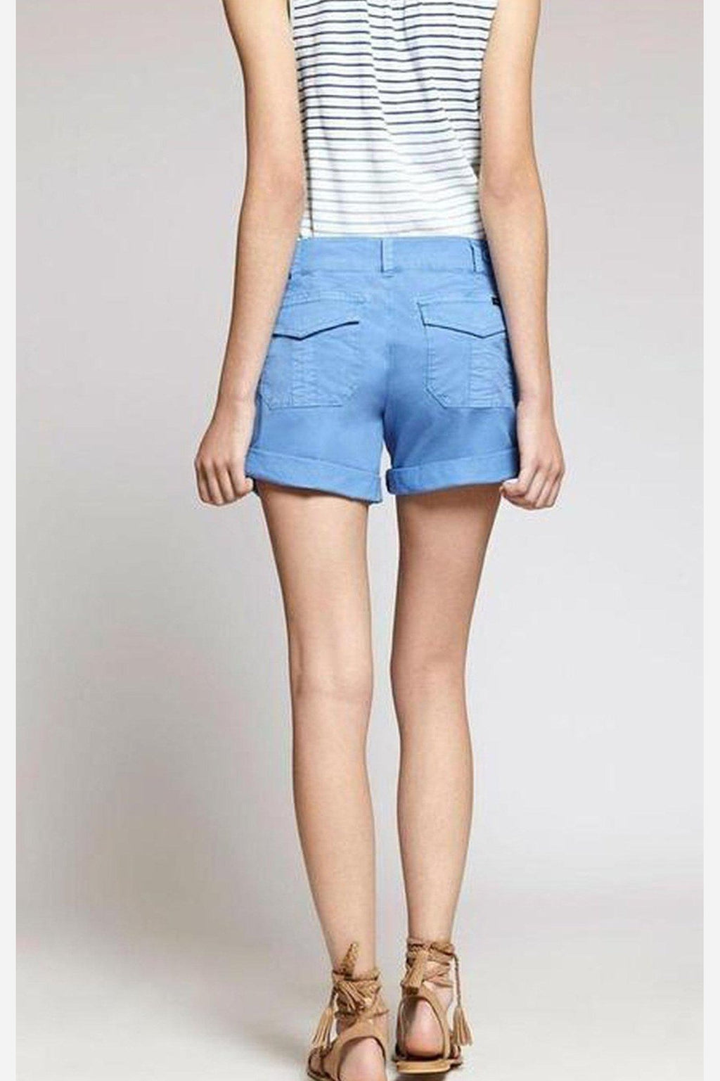 Wanderer Short - Blue-Sanctuary-Jupe