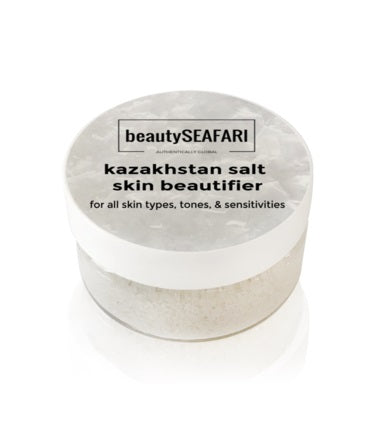 Kazakhstan Salt Skin Beautifier