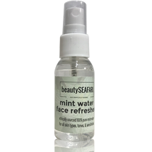 Mint Water Face Refresher (Mist)