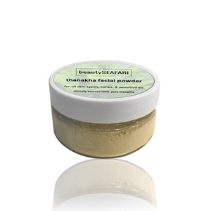 Thanakha Facial Powder