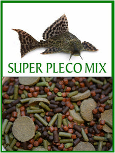 SUPER PLECO VEGGIE MIX #8,ABF230