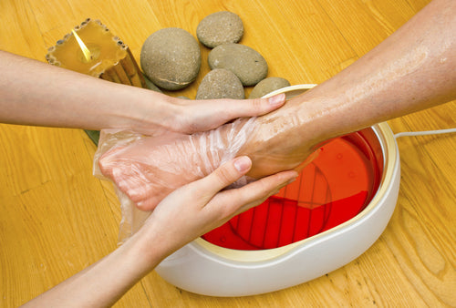 Paraffin Treatment - Feet