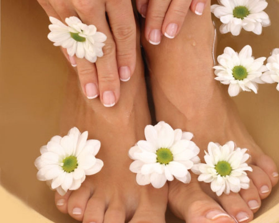 Hydrating Foot Spa
