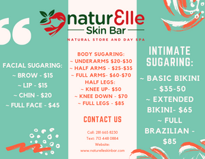 SUGARING: Face + Body + Intimate