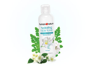 Hydrating Face Toner with Moringa