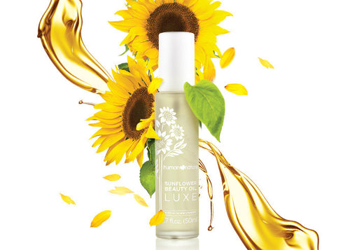 Sunflower Beauty Oil LUXE