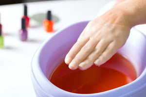 Paraffin Treatments - Hands