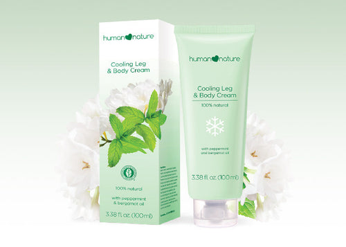 Cooling Leg and Body Cream