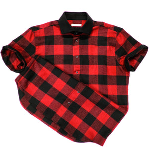 Flannel Over-Shirt