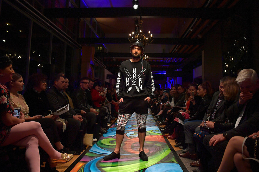 Foresight Clothing at Miromoda Runway Show 2017