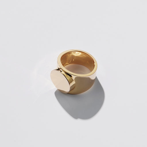 Closer ring - Gold