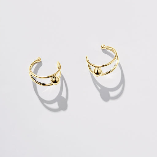 Embrace earrings - Gold
