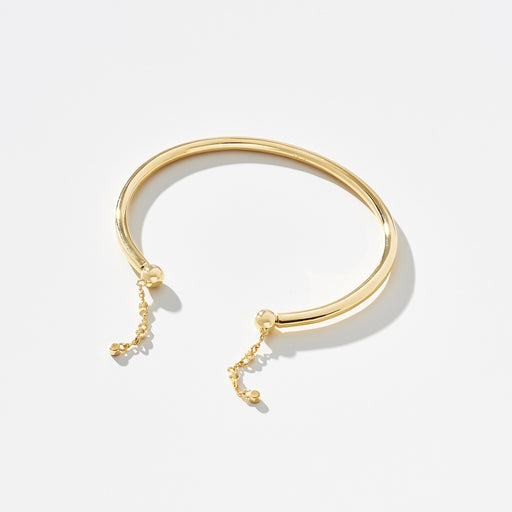 Longing bangle - Gold