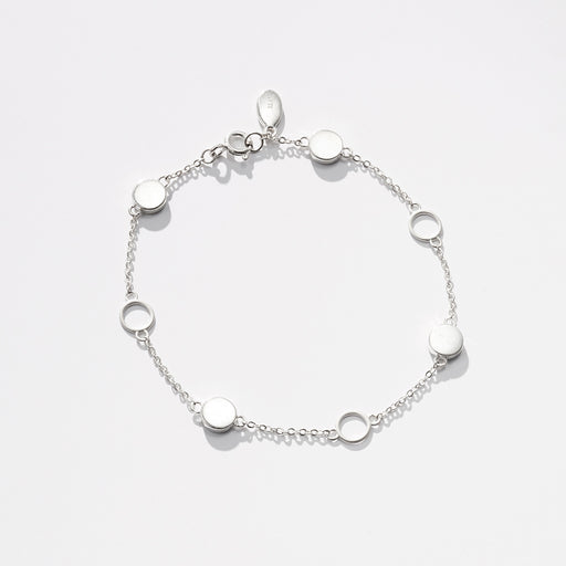 The Ovation bracelet - Silver