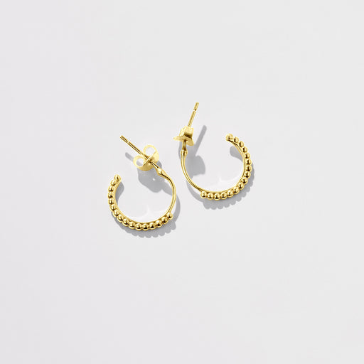 Halfway There earrings - Gold