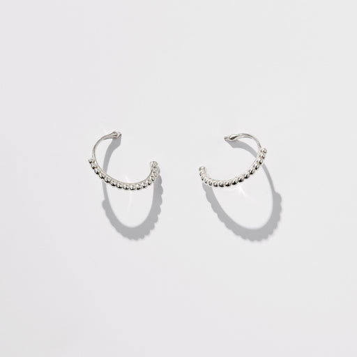 Halfway There earrings - Silver