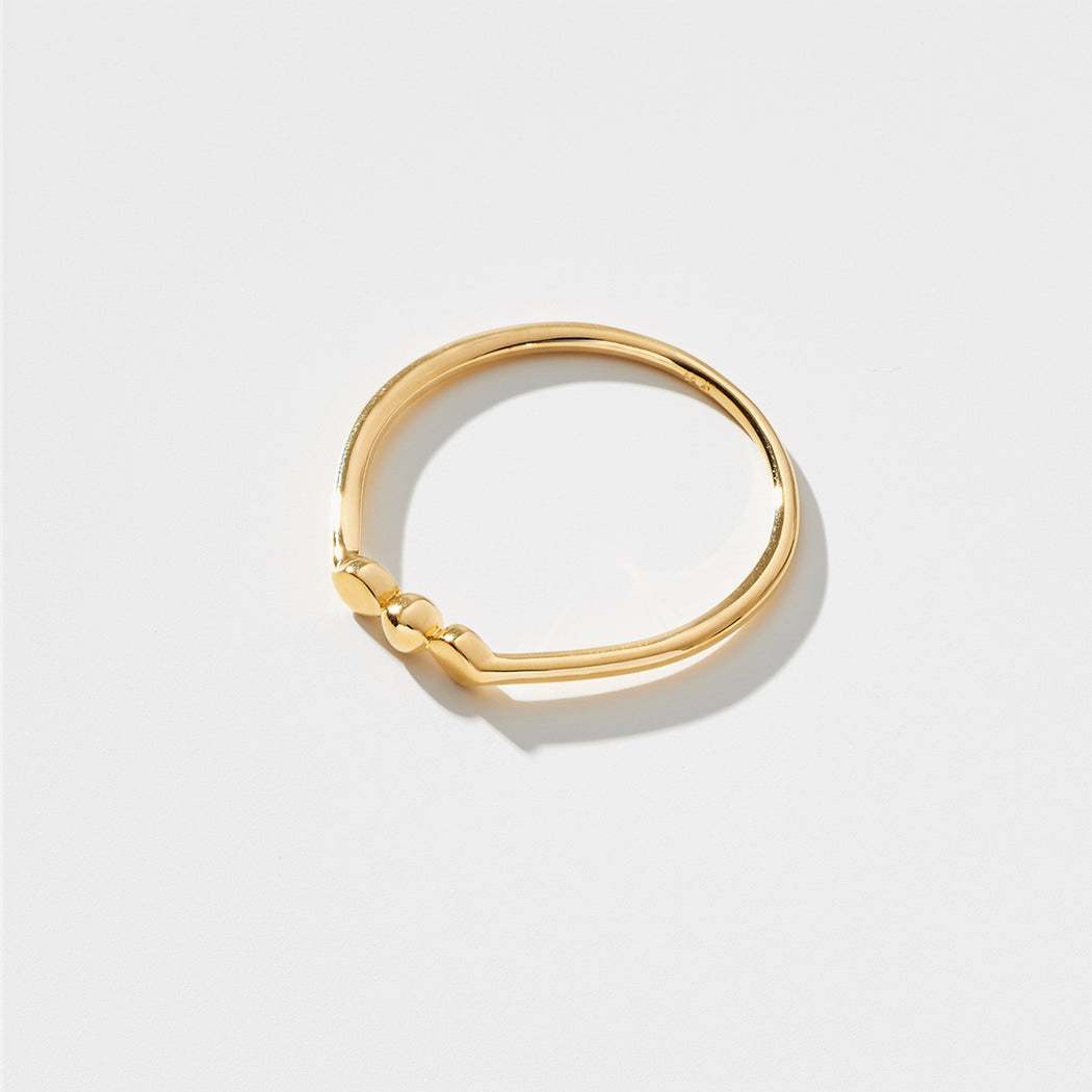 Ardor ring - Solid Gold