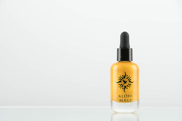 'Alohi Golden Oil