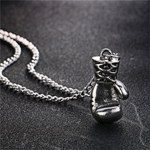 Load image into Gallery viewer, Mini Boxing Glove Necklace