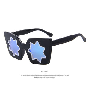 Five-Pointed Star Sunglasses