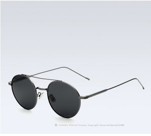 VEITHDIA Polarized Mirrored Sunglasses