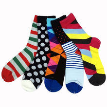 Load image into Gallery viewer, 5-Pack Luxury Variety Socks