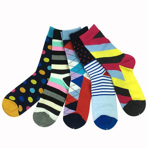 5-Pack Luxury Variety Socks