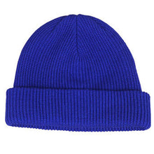 Solid Wool Skully