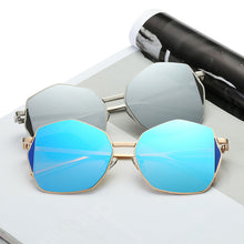 Load image into Gallery viewer, Classic Irregular Mirror Sunglasses