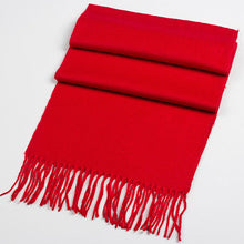 Load image into Gallery viewer, Solid Color Winter Scarf