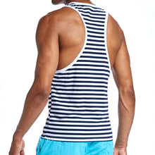 Load image into Gallery viewer, Striped Tight Tank