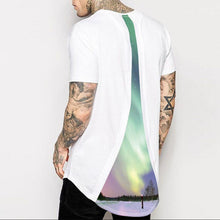 New Look Back Print T-Shirt