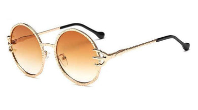 Oval Eagle Claw Sunglasses