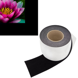 Vibrancy Enhancing Projector Felt Tape Border - 4 in x 60 ft