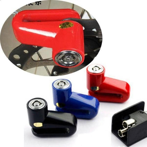 Anti-theft Disk Brake Rotor Lock-Accessories-Bicycle Racing