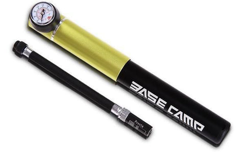 Mini Portable High Quality Bicycle Pump with Gauge-Accessories-Bicycle Racing