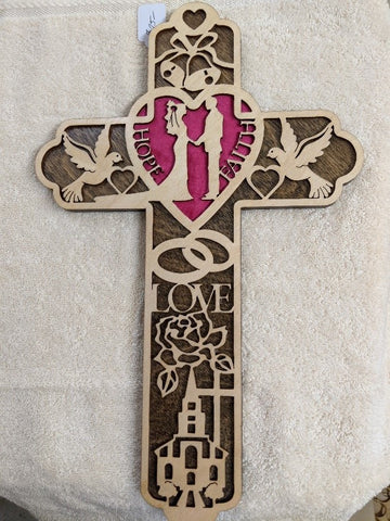 Wedding Cross 3