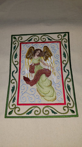 Victorian Angels Embroidery