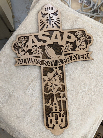 Asap cross