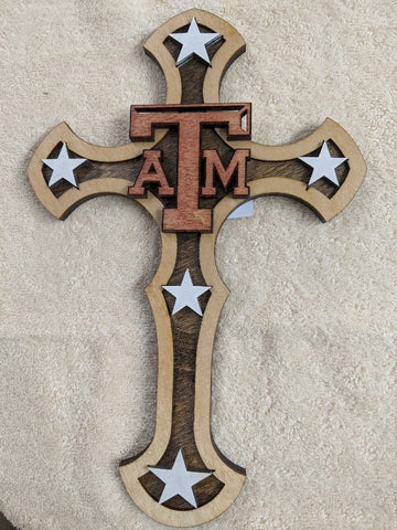 A and M cross