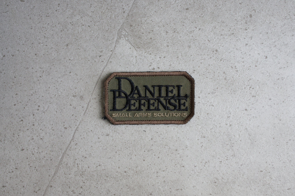 Daniel Defense Green Logo