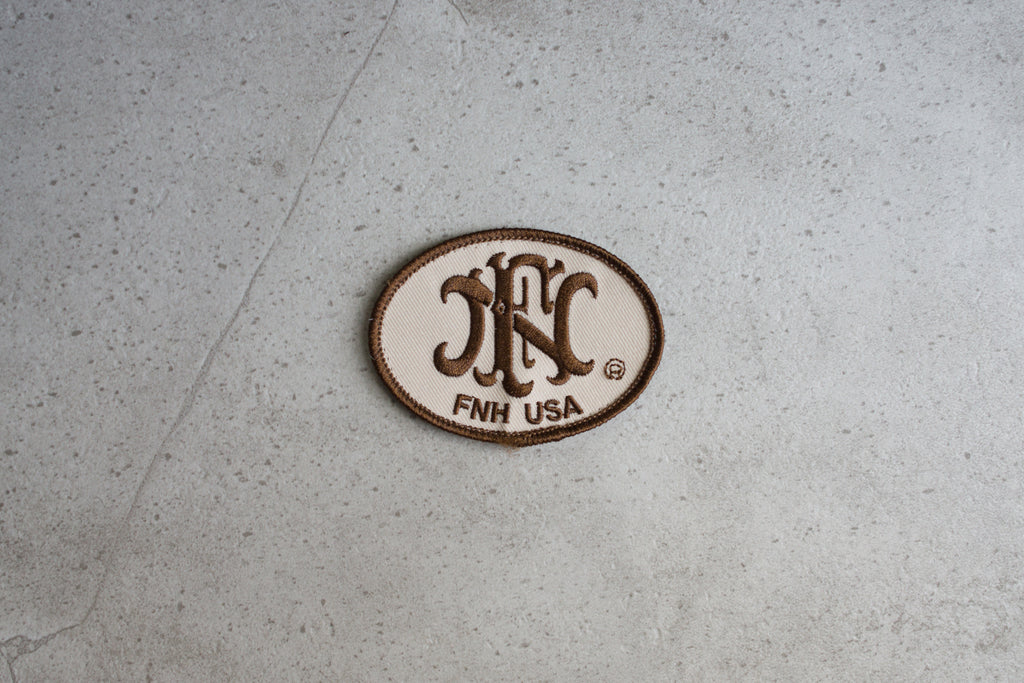 FN USA Logo Patch