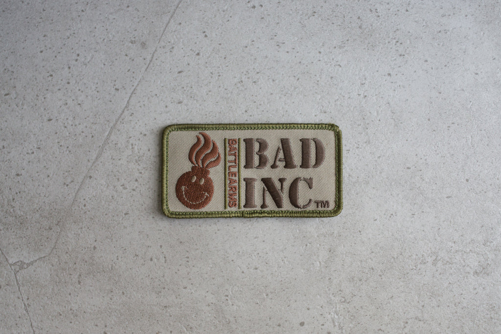 BAD INC Logo