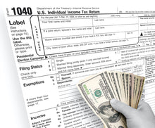 NAICS 541213 Tax Preparation Services