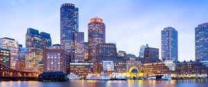 RealZips GeoData - Boston Massachusetts Neighborhoods - by Zip