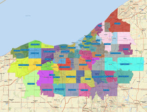 Cleveland OH Neighborhoods - by Zip