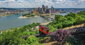 RealZips GeoData - Pittsburgh Pennsylvania Neighborhoods - by Zip