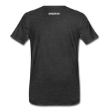 Men's Premium T-Shirt - charcoal gray