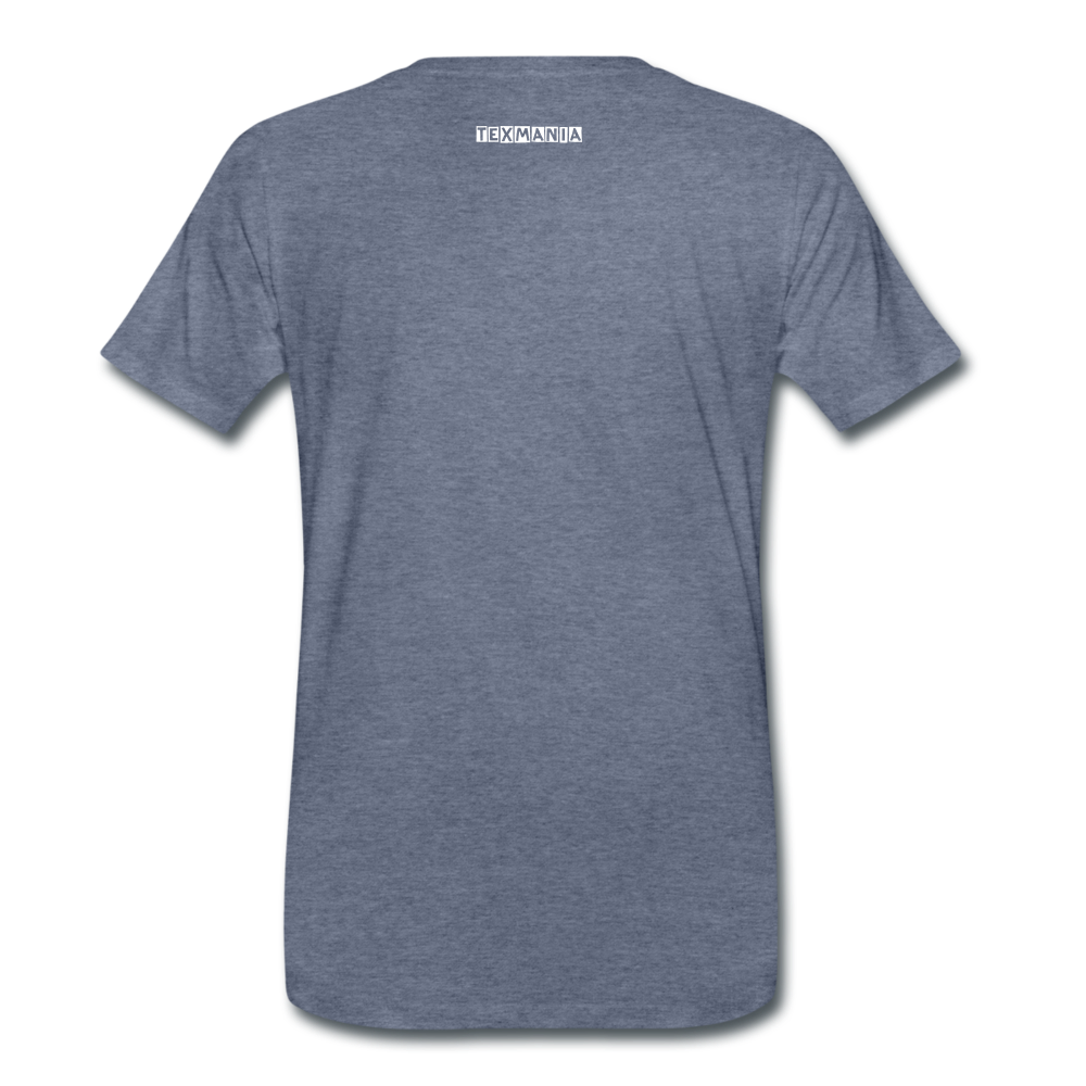 Men's Premium T-Shirt - heather blue